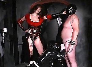 Double Impact - Mistress Aradia-The Real Deal takes femdom to the new level of excitement with her unique style of dominance, kinky punishments an