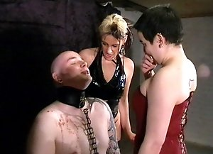 Femdom Pain and Humiliation