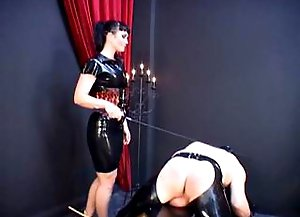 Mistresses in latex